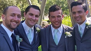 Laguna Beach Reunion: Stephen Colletti, Trey Phillips, Dieter Schmitz Attend Wedding of Friend -- See Their Then-and-Now Photos