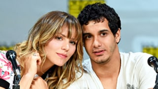 Katharine McPhee Is Dating Scorpion Costar Elyes Gabel