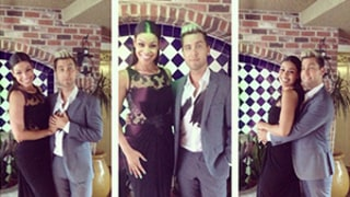 Jordin Sparks Makes Her Post-Split Debut With Lance Bass: Pictures