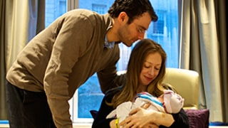 Chelsea Clinton Introduces Daughter Charlotte: First Pictures