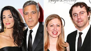 George Clooney Marries Amal Alamuddin; Chelsea Clinton Baby: Top 5 Weekend Stories