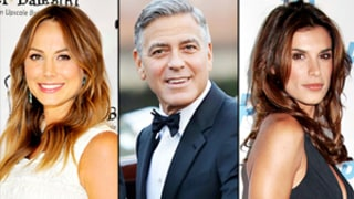 George Clooney's Wedding Weekend: What Were Exes Stacy Keibler, Elisabetta Canalis Up To?