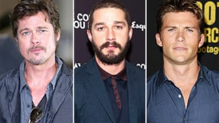 Brad Pitt: Shia LaBeouf and I Almost Fought Scott Eastwood on Fury Set