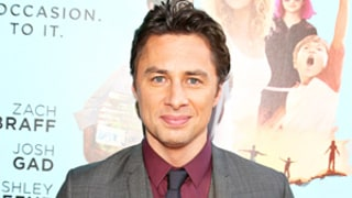 Zach Braff: Criticism Of Kickstarter-Funded Movie Was