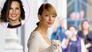 Mariska Hargitay: Taylor Swift's Cat Olivia Benson Is