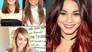Celeb Hair Color Makeovers