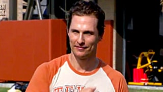 Matthew McConaughey Gives Priceless Motivational Speech to University of Texas Longhorns Football Team: Watch