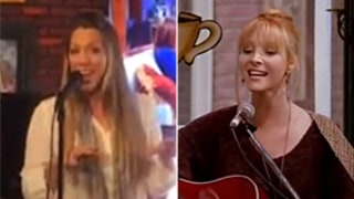 Colbie Caillat Sings Phoebe Buffay's