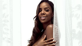 Kelly Rowland Does Nude Pregnant Photo Shoot for Elle: See the Picture!