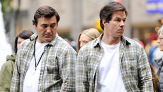 Mark Wahlberg's Stunt Double Looks Nothing Like Him, Checks Him Out: Hilarious Picture
