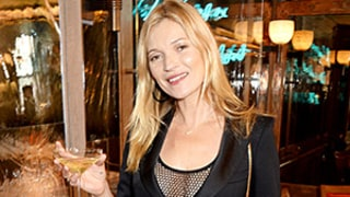 Kate Moss' Left Breast Used To Sculpt Champagne Coupe: See a Picture of the Glass