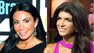 Danielle Staub Sends Supportive Message to Former Enemy Teresa Giudice After Prison Sentencing