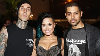 Demi Lovato Gets Support From Wilmer Valderrama at Concert: Cute Picture!