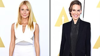 Gwyneth Paltrow and Hilary Looked Amazing in Chic Day-to-Night Looks: See the Pictures