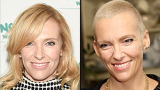 Toni Collette Looks Unrecognizable With Shaved Head: See the Pictures
