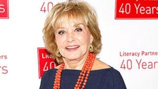 Barbara Walters Reveals Breast Cancer Scare: