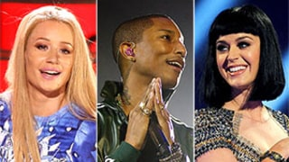 American Music Awards 2014 Nominations Refresher: Iggy Azalea Leads the Pack
