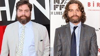Zach Galifianakis Debuts Major Weight Loss at First Public Appearance In a Year -- See His Slimmed-Down Figure