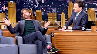 Zach Galifianakis Talks Baby Son on The Tonight Show: Watch