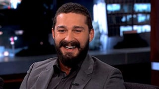 Shia LaBeouf Tells Complete Cabaret Arrest Story on Jimmy Kimmel Live: Watch the Hilarious Video
