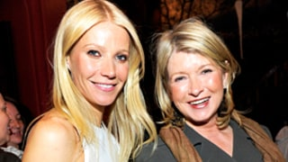 Martha Stewart Shades Gwyneth Paltrow With