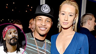 Snoop Dogg Calls Iggy Azalea The C-Word Before T.I. Makes Him Apologize