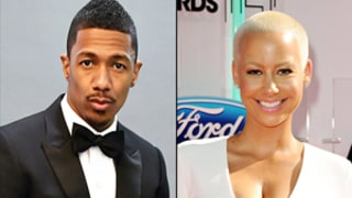 Nick Cannon Talks Managing Amber Rose: