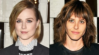 Evan Rachel Wood Dating Katherine Moennig After Flirting On Twitter -- Get All the Details!