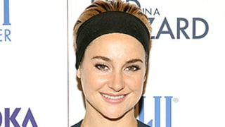 Shailene Woodley Rocks a Gym Headband on the Red Carpet, But Would You? Vote!