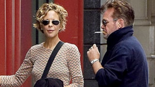 Meg Ryan, John Mellencamp Hang Out After Split: Picture