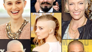 Stars With Shaved Heads