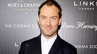 Jude Law Expecting Fifth Child, First With Ex Catherine Harding
