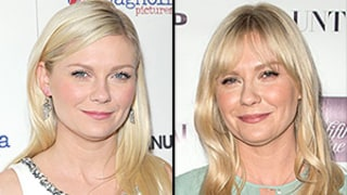 Kirsten Dunst Debuts Long Bangs During a Rare Red Carpet Date Night With Garrett Hedlund: Pictures