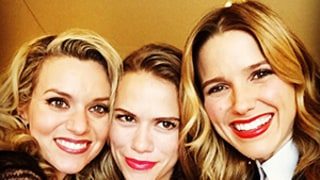 One Tree Hill's Sophia Bush, Hilarie Burton, Bethany Joy Lenz, James Lafferty Reunite In Paris: Pictures, Details