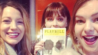 Sisterhood of the Traveling Pants Stars Reunite Again For Broadway Show: Adorable Picture