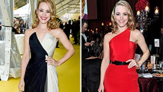 Rachel McAdams Wows in 2 Gorgeous Looks at the 2014 Canada's Walk of Fame Awards: Vote For Your Favorite!