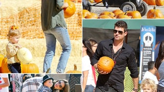 Stars at the Pumpkin Patch!