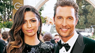 Matthew McConaughey Says Wife Camila Alves Pressured Him to Get Married: