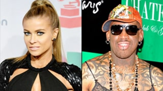 Carmen Electra Says Dennis Rodman Marriage Was