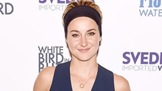 Shailene Woodley: Nude Scenes in White Bird in a Blizzard Were