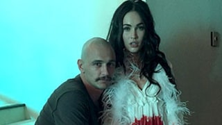 Megan Fox Gets Bloody With Bald James Franco: Photo