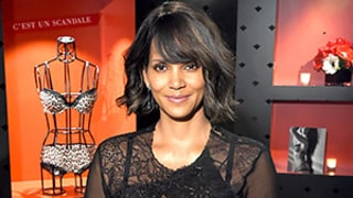 Halle Berry Explains Her Nonstop Hair Switch-Ups at the Launch of Her Scandale Lingerie Collection for Target