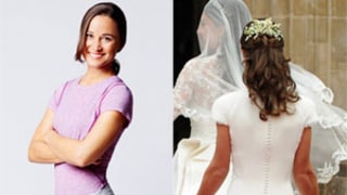 Pippa Middleton Shares Her Diet and Workout Secrets, Reveals How She Got Her Famous Backside in Shape