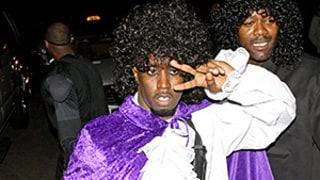 Diddy as Prince, Ellen as Nicki! See Celebs Dressed as Other Stars For Halloween
