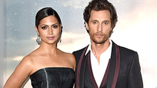 Matthew McConaughey Wouldn't Want to Go to Space Without Wife Camila, Kids Levi, Vida, Livingston