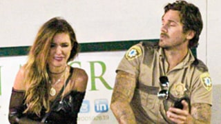 Audrina Patridge Spotted Sobbing Outside of Halloween Party With Ex Corey Bohan: Pictures