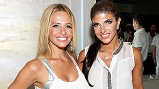 Dina Manzo on Visiting Teresa Giudice in Prison: