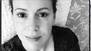 Alyssa Milano Shares Breastfeeding Photo With Baby Elizabella on Instagram