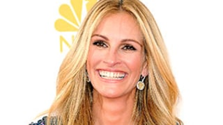 Julia Roberts Says She Took a