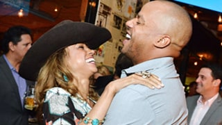 Donald Faison, Stacey Dash Have Giddy Clueless Reunion at The Exes Premiere Party: Picture